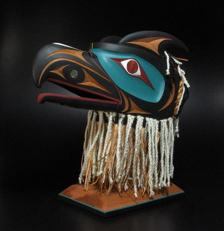 an analysis of northwest coast indian art and culture in sea bear transformation mask by don svanvik