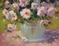O'Neill-Sunshine and Daisies-8x10-Oil