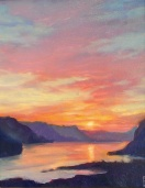 Sunrise in the Gorge (2)
