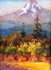 Gorge Crest Vineyard View